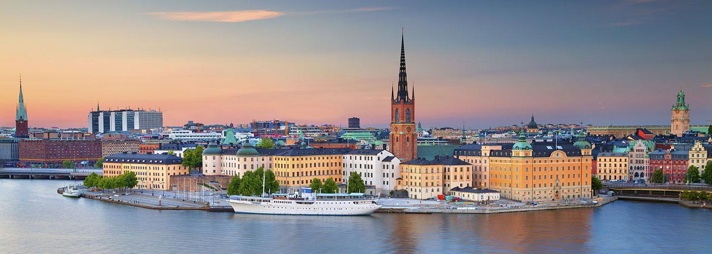 Konferens i Stockholm